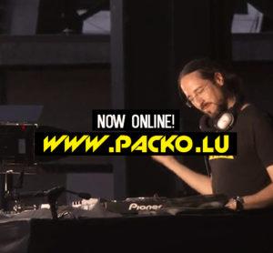 PACKO.LU ONLINE NOW